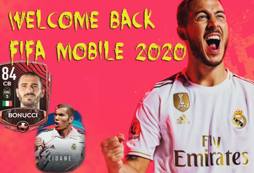 Fifa Mobile 20 - What is Legacy Team?