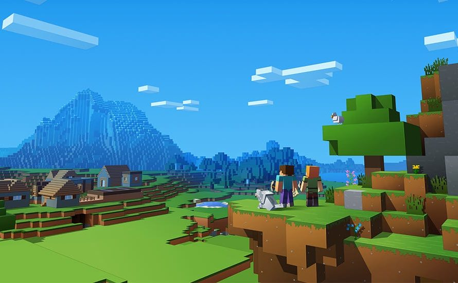 Minecraft in US – Let the Block Party Begin