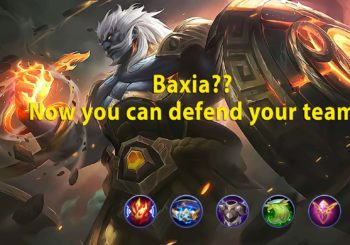 Baxia Build 2020 - Now you can defend your team