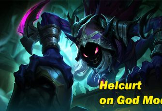 Helcurt on God Mode - Mobile Legends: Bang Bang