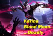 Karina Blood Moon deadly against 2 stupid Marksmans
